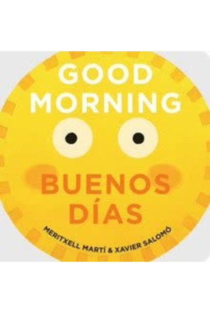 good morning buenos dias book