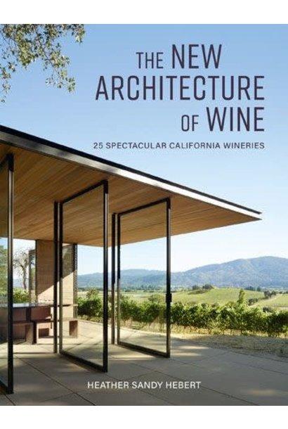 new architecture of wine book