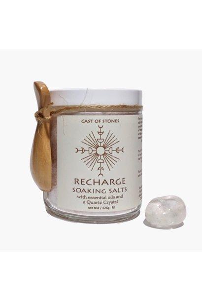 recharge soaking salts