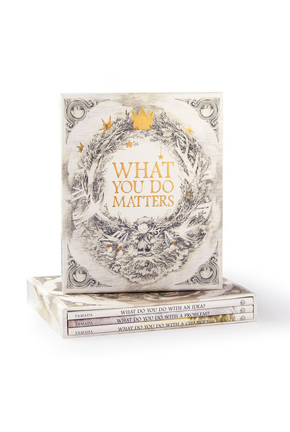what you do matters boxed set