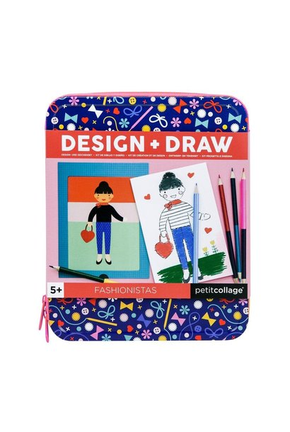 fashionitas design & draw art kit