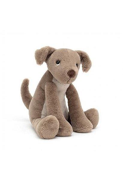mac pup stuffed animal