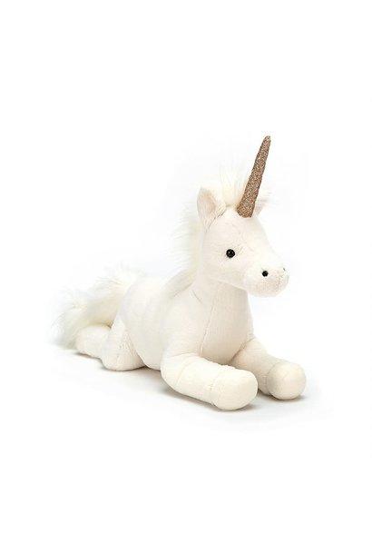luna unicorn small stuffed animal