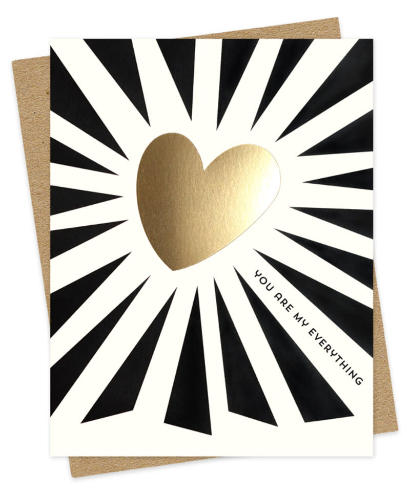 everything heart b/w card-1
