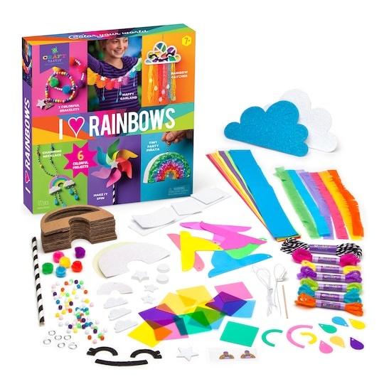 craft-tastic I love rainbows-2