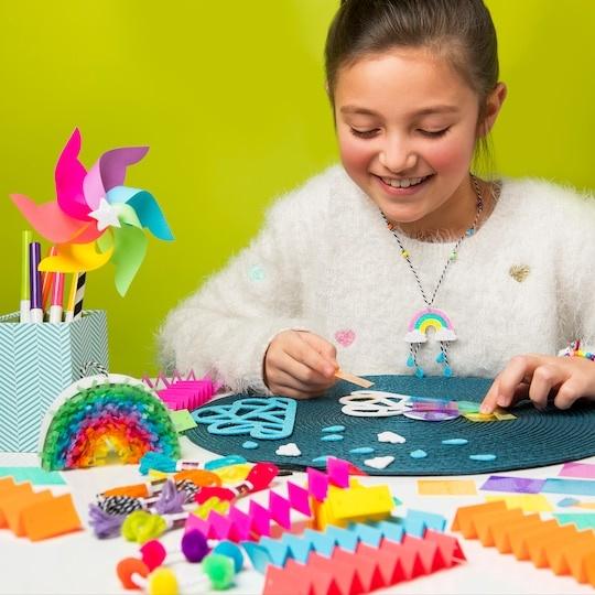 craft-tastic I love rainbows-3