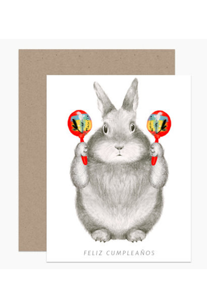 feliz cumpleanos bunny