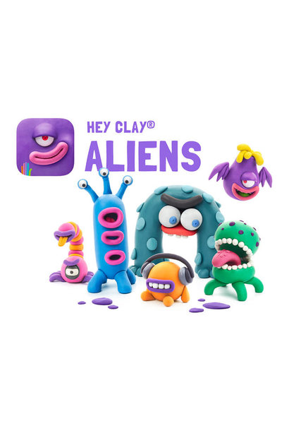 hey clay- aliens