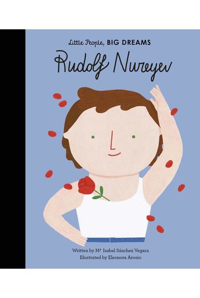 rudolf nureyev book