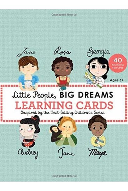 little big people learning cards