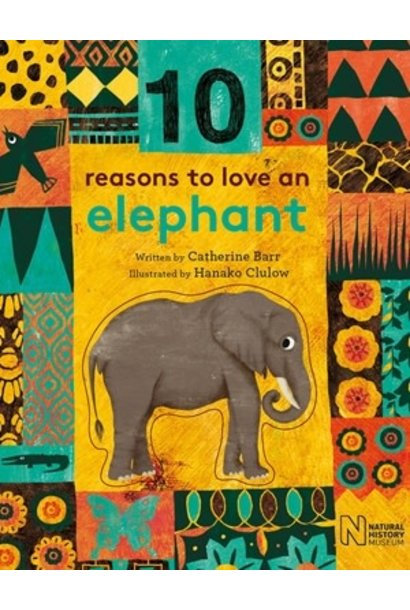 10 reasons to love an elephant book