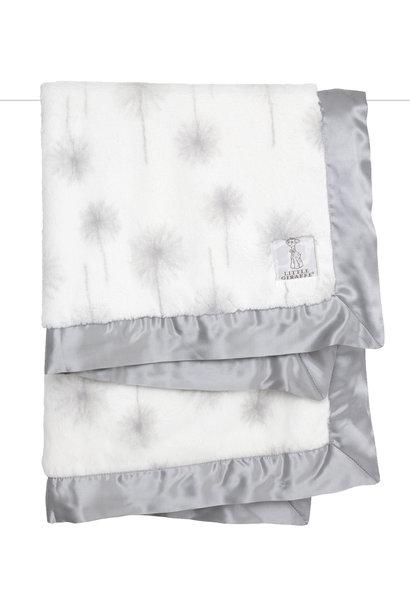 luxe dandelion baby blanket