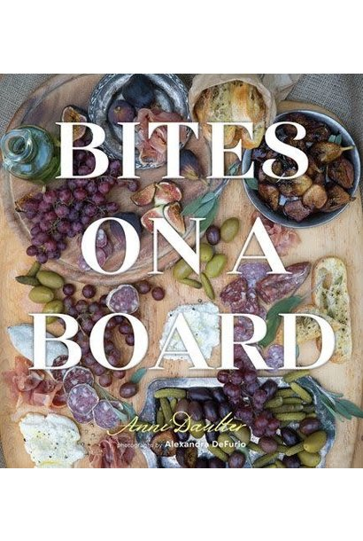 bites on a board cookbook