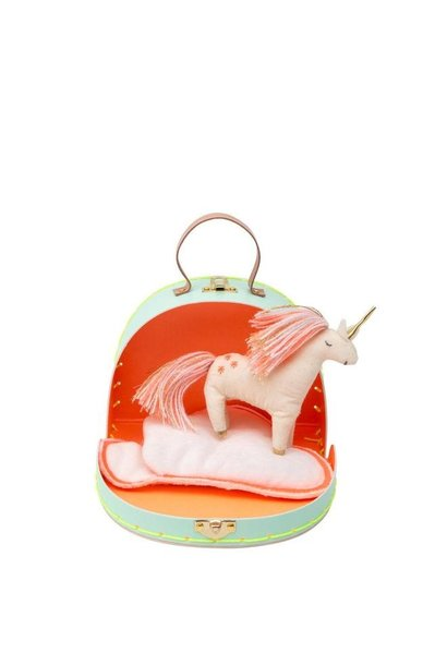 bella's house mini unicorn suitcase