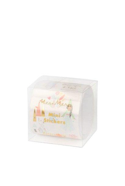 mini magical princess stickers