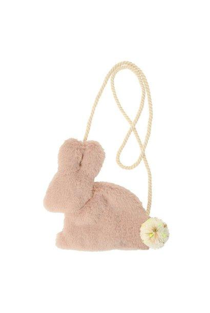 plush bunny bag