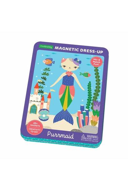 magnetic purrmaid dressup