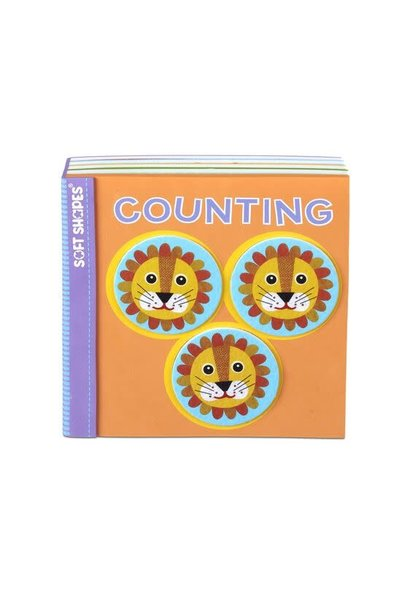 counting soft shapes book
