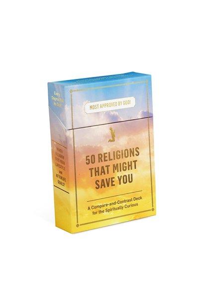 50 religions deck