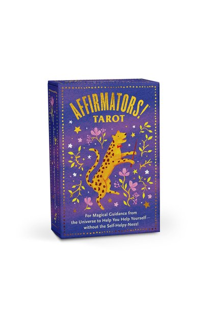 affirmators tarot cards