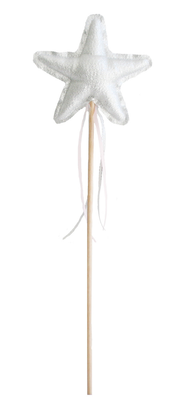 silver amelie star wand-1