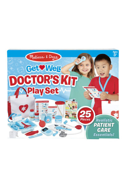 get well doctor's kit