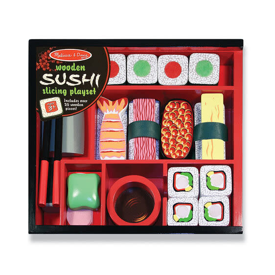 etched sushi slicing set toy-1