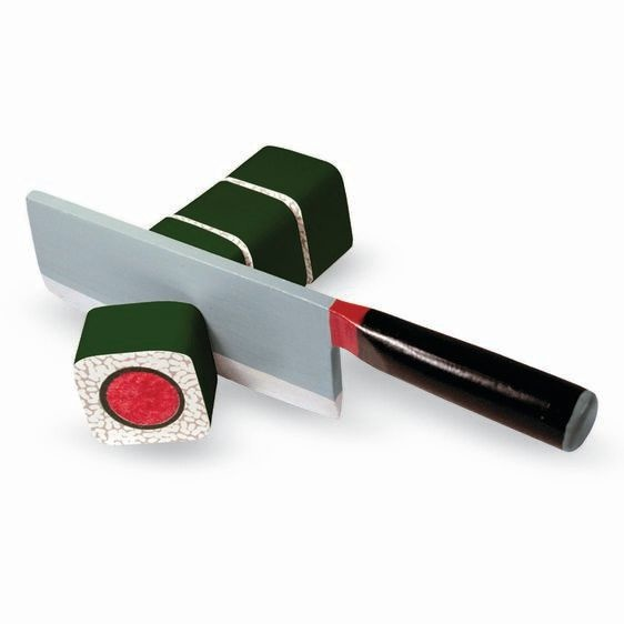 etched sushi slicing set toy-3