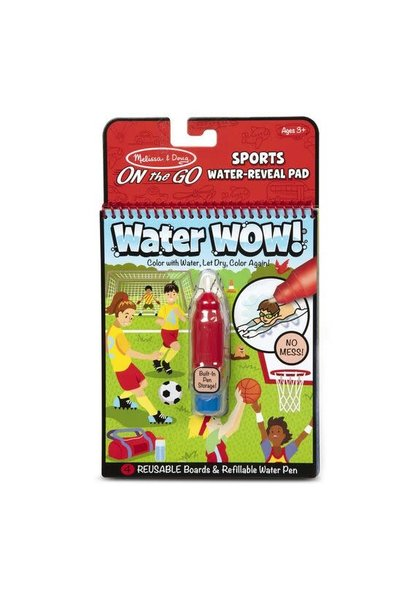 water wow sports water reveal pad