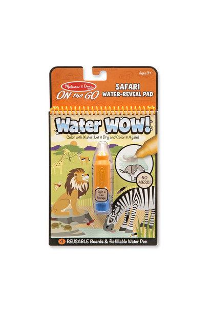 water wow! safari water art kit