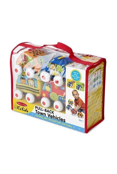 pull back vehicles