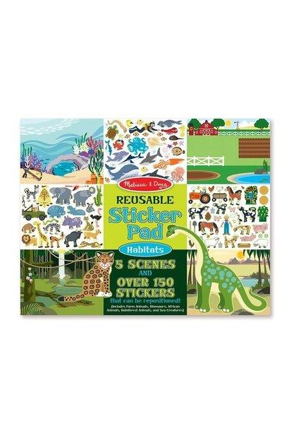 habitat stickers