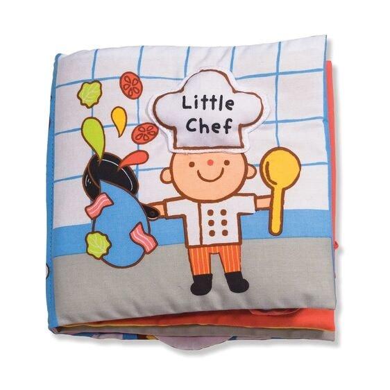 little chef fabric book-1