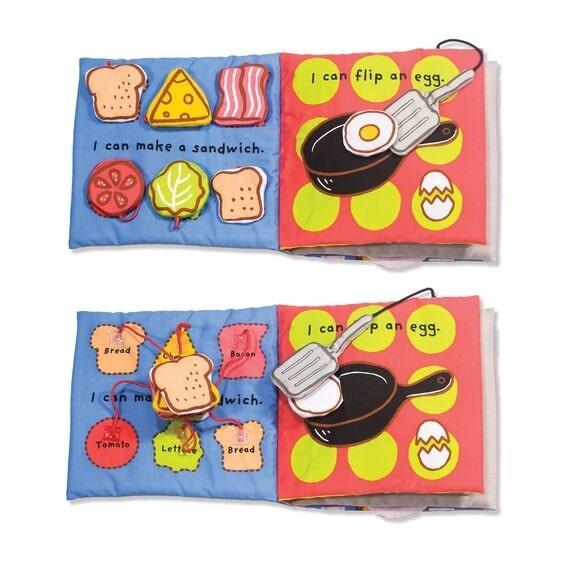 little chef fabric book-3