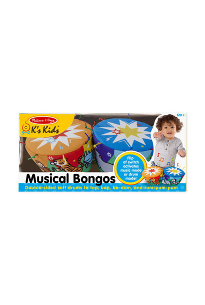 musical bongos toy