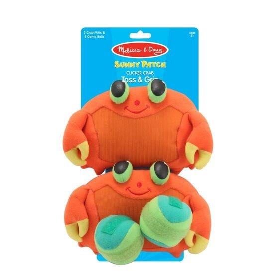 clicker crab toss & grip-1