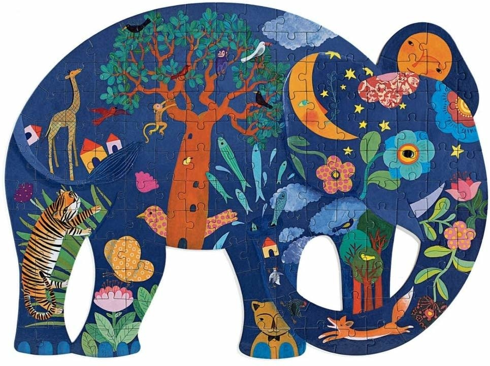 elephant puzz'art 150pc puzzle-2