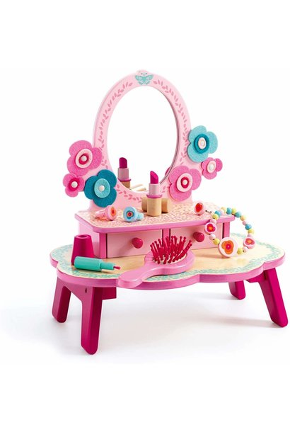 flora dressing table role play toy
