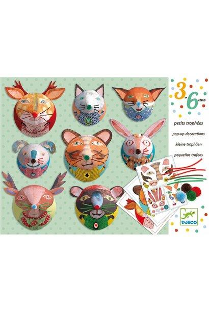 paper creation portrait gallery art kit