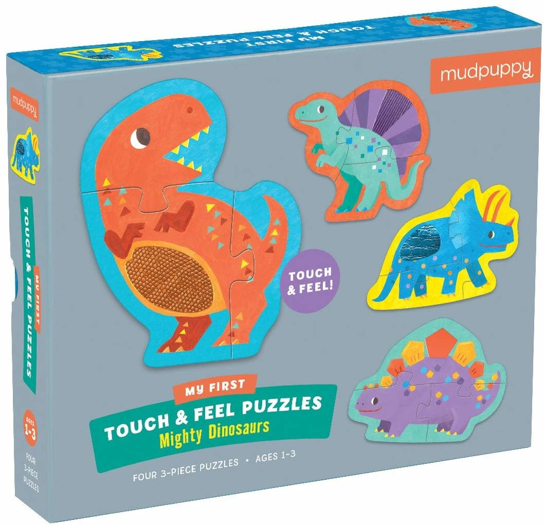 touch feel mighty dinosaurs puzzle-1