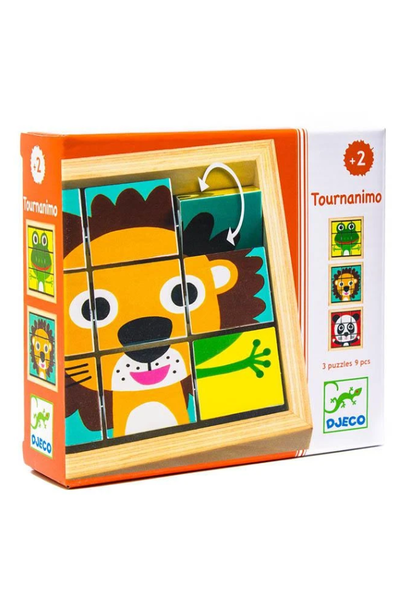 tournanimo wooden puzzles