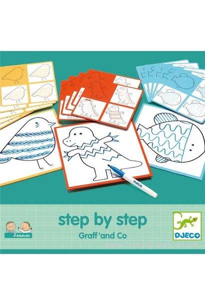 graf & co step by step art kit
