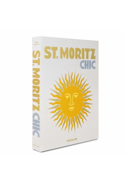 st moritz chic book