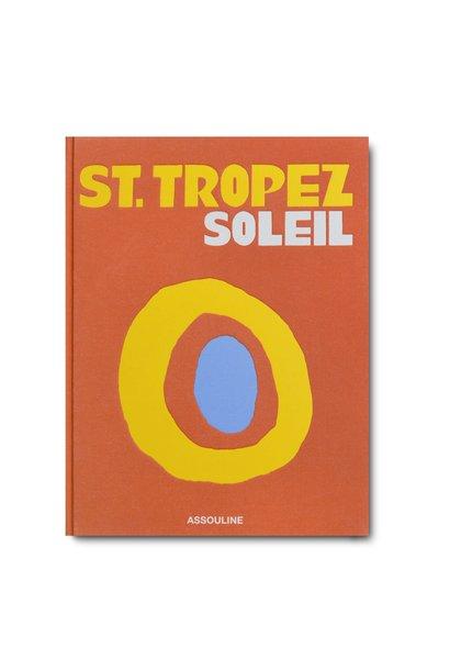 st tropez soleil book