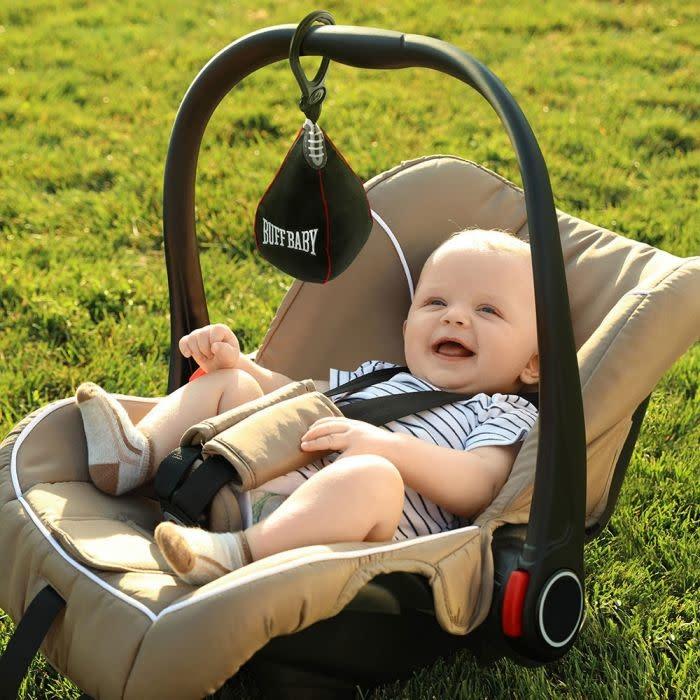 speed bag hanging toy buff baby-2