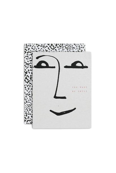 the smile card
