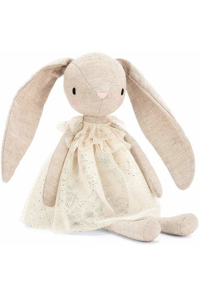 jolie bunny stuffed animal
