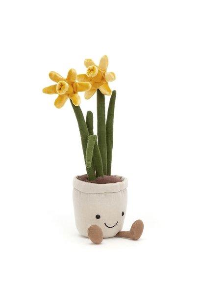 daffodil stuffed animal