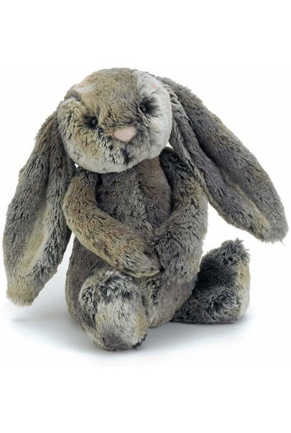 woodland bunny stuffed animal