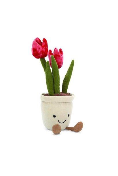 tulip stuffed animal